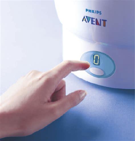 Baby Safe Digital Steam Steriliser 6 Botol keep your baby bottles sterilized with philips iq24