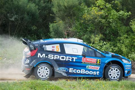 Ford Rally by Ford Rs Wrc