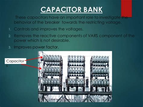 capacitor bank earthing earthing capacitor banks 28 images capacitor bank grounding switch 28 images engineering