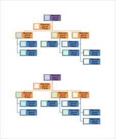 organizational chart template doc organizational chart template 13 free