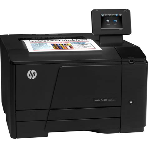 hp laserjet 200 color m251nw hp m277dw replacement for hp m251nw b h photo
