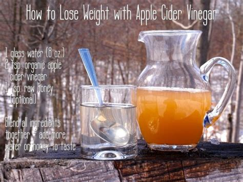 How Often Should I Drink Apple Cider Vinegar Detox Drink by Can Apple Cider Vinegar Help With Weight Loss Caloriebee