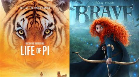 film animasi terbaik pemenang nominasi life of pi dan film animasi brave jadi pemenang awal
