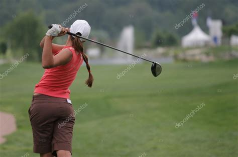 golf swing pictures golf swing on a golf course stock photo 169 isogood
