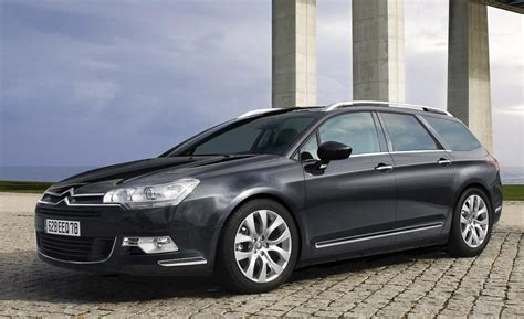 Citroen C5 Tourer by Car And Driver