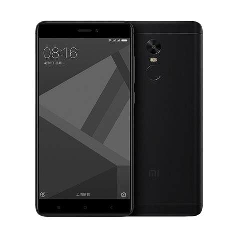 Xiaomi Redmi Note 4x Snapdragon 4 64 Gb jual xiaomi redmi note 4x smartphone black 64 gb 4 gb