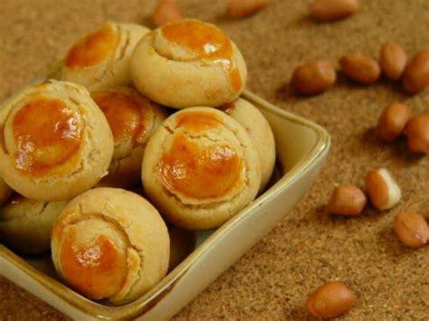 membuat kue kering yang digoreng resep dan cara membuat kue kering kacang yang gurih