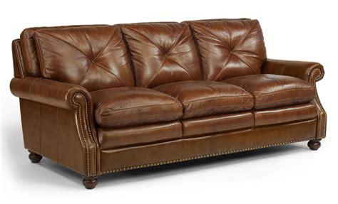 flexsteel leather sofa colors flexsteel knife sofa countryside interiors autos post