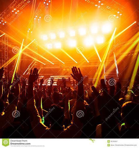 musical fans org free happy fans royalty free stock photography image 35765357