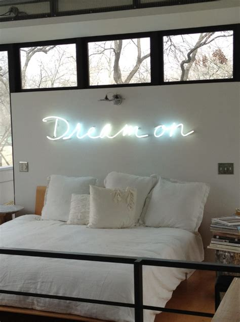 Neon Sign Home Decor A Z Home Decor Trend 2014 Neon Signs Real Houses Of The Bay Area