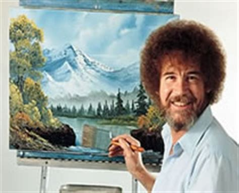 tv bob ross painting emergency my kid likes obscure tv shows the