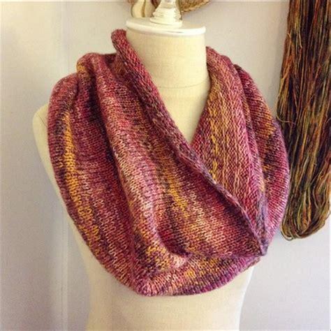 pattern knitting infinity scarf raye colourwork cowl infinity scarf knitting pattern for