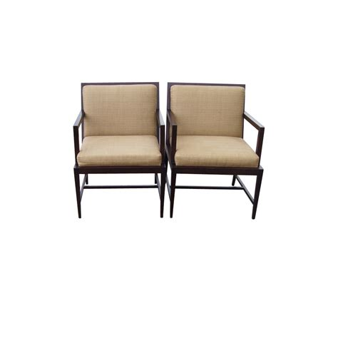 Mid Century Modern Arm Chairs by 2 Vintage Mid Century Modern Hbf Lounge Arm Chairs Ebay