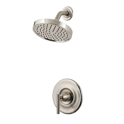 Shower Controls Home Depot by Pfister Contempra Single Shower Trim Kit In