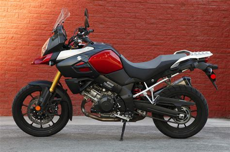 2014 Suzuki V Strom 1000 2014 Suzuki V Strom 1000 Abs Ride Photo Gallery