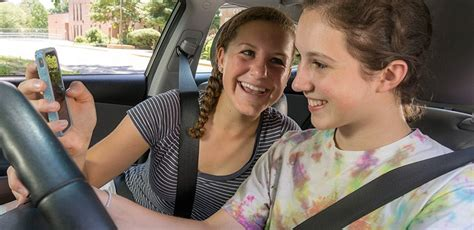 Teen Driver Distraction   Arkansas