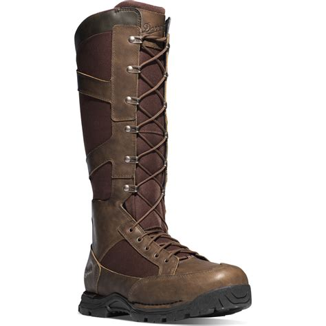 snake boots danner pronghorn snake boot side zip 17 in brown boots