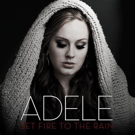 adele i set fire to the rain sheet music and playalong of set fire to the rain by adele