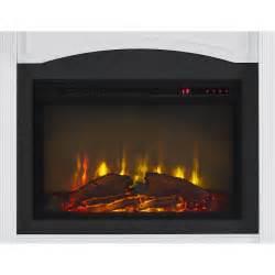 charlton home allsop mantel wall mount electric fireplace