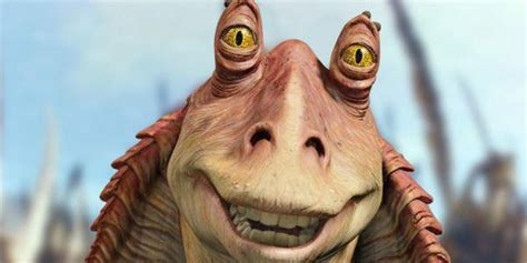jar jar binks won t appear in wars the awakens