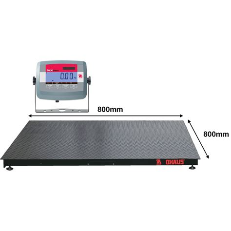 ohaus ve floor scale ve3000r ohaus df floor scale with indicator