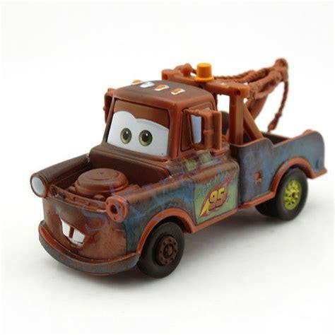 Diecast Mini Racers Cars Mater new original disney pixar cars tow mater 1 55 scale diecast car ebay