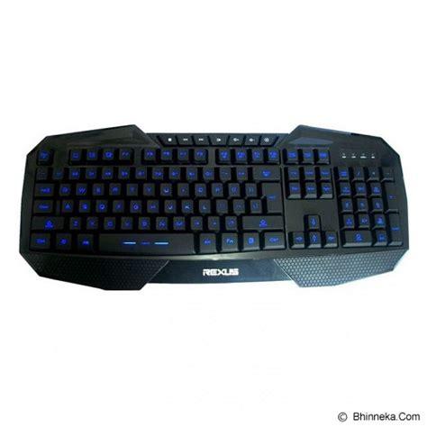 Keyboard Gaming Rexus K1 Jual Rexus K1 Backlight Gaming Keyboard Merchant Murah Bhinneka