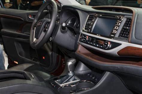 Toyota Highlander 2015 Interior 2015 Highlander Limited Interior Www Pixshark