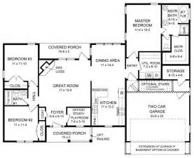 house plan 59057 at familyhomeplans com