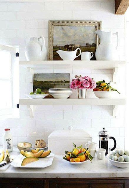 open shelving in a bright kitchen decoist 10 best images about furnishmyway kitchen decor on