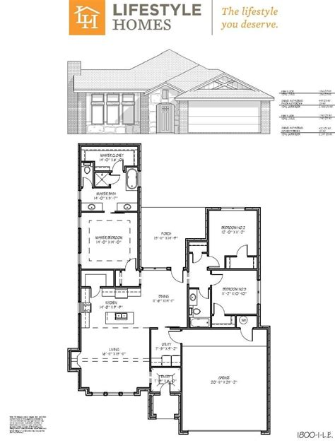 100 lifestyle homes floor plans key biscayne brevard
