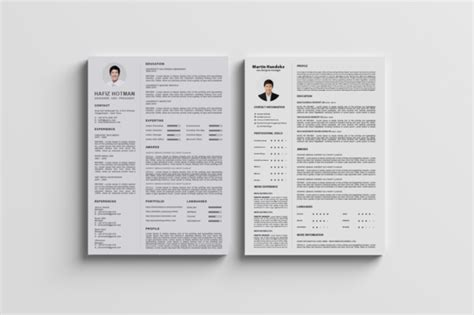 Pattern Cutter Cv | graphic design resumes sles 187 designtube creative