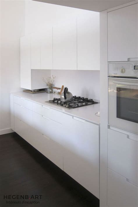 cuisine moderne blanc cuisine moderne blanc laqu 233 hegenbart