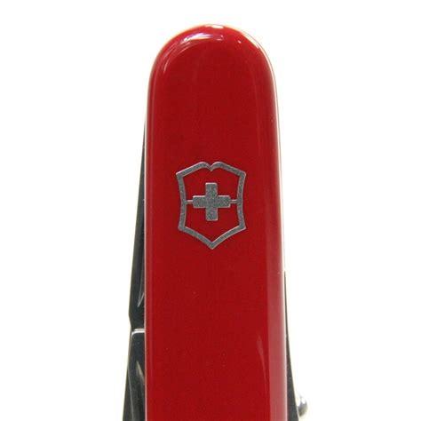 victorinox sportsman scyzoryk victorinox sportsman czerwony zbrojownia pl