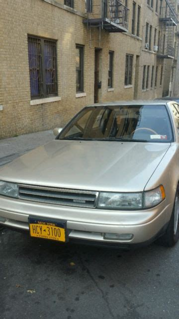 1990 Nissan Maxima For Sale 1990 Nissan Maxima Like New Only 36000 Mile Only One