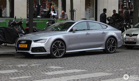 Audi Rs7 Performance by Audi Rs7 Sportback 2015 Performance 29 June 2016