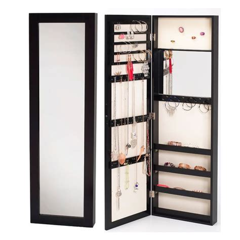 Armoire Miroir A Bijoux by Armoire 224 Bijoux Avec Miroir Bricolage En 2018