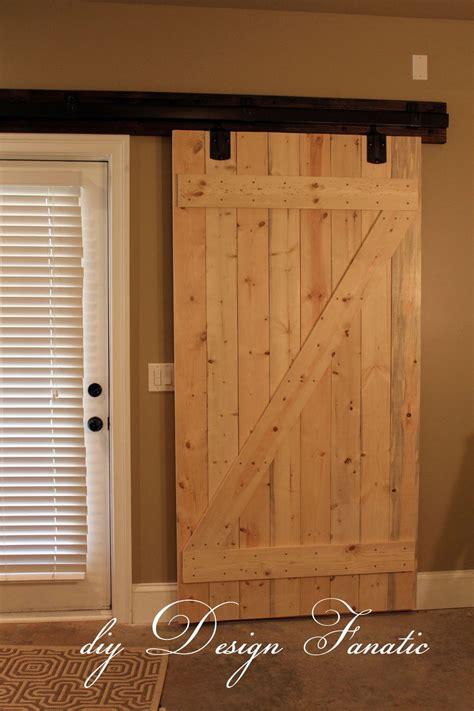 diy barn doors hometalk