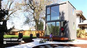 Tiny Houses In 359 Rotation Tiny House In Portland Oregon
