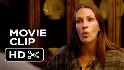 film terbaik julia robert august osage county movie clip eat your fish 2013