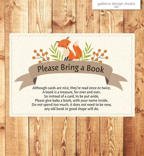 Book Instead Of A Card Baby Shower by Baby Shower Books Ideas On On Baby Shower Invitations With