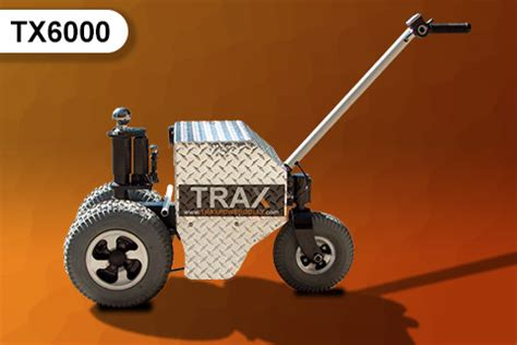 electric boat mover trax trailer dollies walk behind powered trailer movers