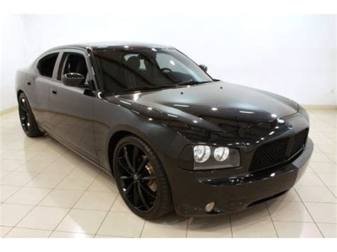 black 2010 charger used 2010 dodge charger sxt for sale stock 31918b