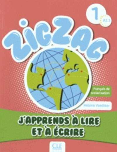 libro ecoute et apprends pasajes librer 237 a internacional zigzag 1 a1 j apprends 224 lire et 224 233 crire vanthier h 233 l 232 ne