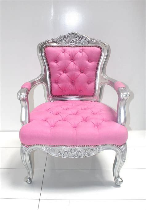 The Pink Chair Boutique by Www Roomservicestore Custom Tufted Philippe Chair