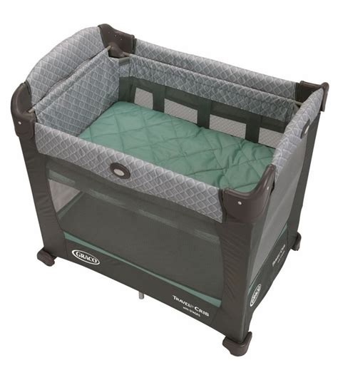 Graco Crib by Graco Travel Lite Crib With Stages Manor