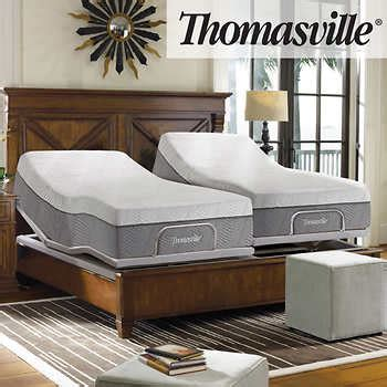 adjustable beds costco