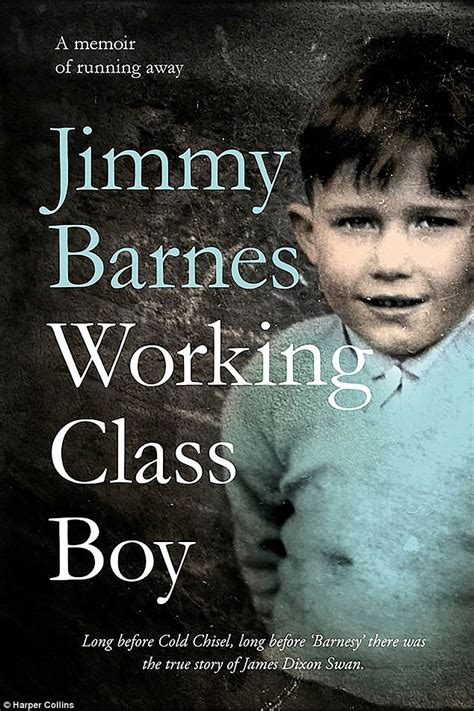 Even More Lookalike Book Cover by David Cbell Says Billy Looks Like Jimmy Barnes