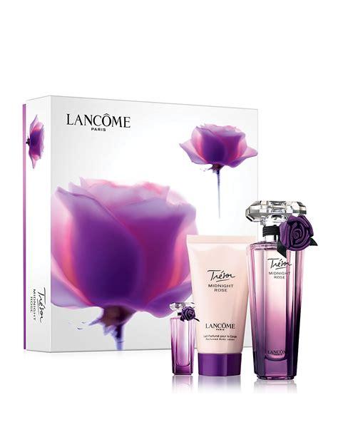 Lancome Gift Set - lanc 244 me tr 233 sor midnight gift set bloomingdale s