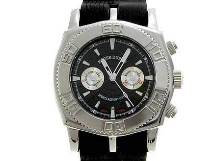 Roger Dubuis Matic Brown Rubber 98 japan roger dubuis watches replica breitling watches